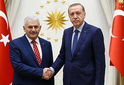 Staatspräsident Erdoğan hat Yıldırım mit der Regierungsbildung beauftragt