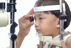 Çocuklarda göz muayenesi ihmal edilmemeli