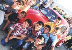 Araba sevdalıları Aydın'da buluştu