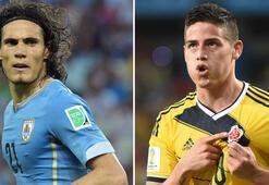 Kolombiya - Uruguay 39. randevu
