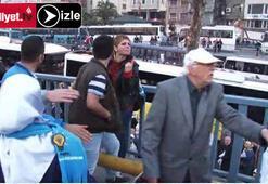 İstanbulda AK Parti mitingi sonrası gerginlik