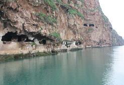 Fıratın gizemli kanyonu