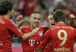 Bayern seriye bağladı
