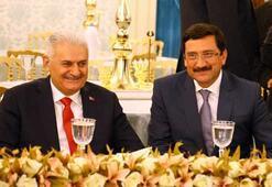 Başbakan Yıldırım, Keçiören Belediye Başkanı Akın oğlunun nikahına katıldı