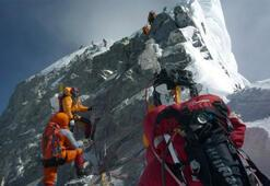 Everestte dehşet