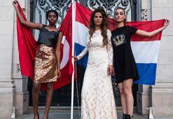 Türk modacının Hollanda çıkartması…