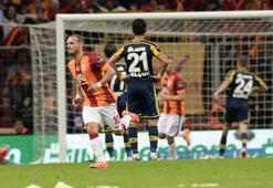 Fenerbahçeyi Sneijder yıktı