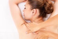 Gripken masaj yaptırmayın