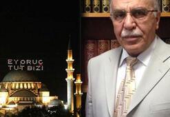 İlahiyatçı Yazar Osman Ünlüden Ramazan nasihatleri