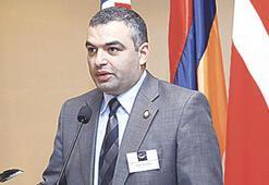 Ankara'ya Ermeni soykırımı kitabı