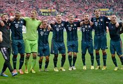 Bayern Münih şampiyonluk için gün sayıyor