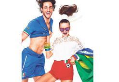 Modanın da kalbi Brezilya'da atıyor