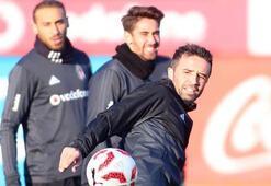 Beşiktaş, kupa maçının hazırlıklarına başladı