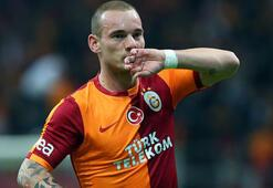Sneijder, Atletico Madridin takibinde