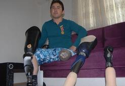 Gnadenlos - Veteranen Prothese  soll gepfändet werden