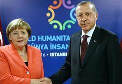 Erdogan, Merkel agree on cooperation