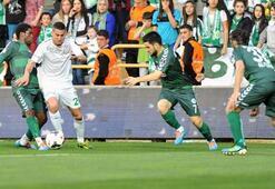 Konyaspor, Galatasaraya kilitlendi
