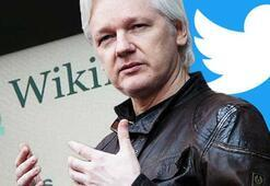Julian Assangeın Twitter hesabı gizemli bir şekilde silindi