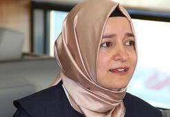 Fatma Betül Sayan Kaya, kabinenin tek kadın bakanı oldu