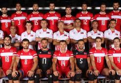 Voleybolda Milli Takımın maç programı açıklandı