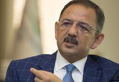 Bakan Özhaseki: 2030a kadar Marmarada deprem yaşayacağız