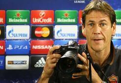 Garciadan foto muhabirlere ilginç tepki