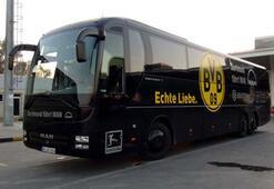 B.Dortmund Edirnede şok oldu