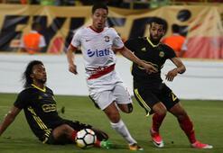 Evkur Yeni Malatyaspor - Antalyaspor: 1-1