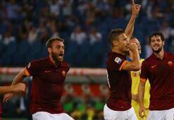 Roma, Juventusu yakalıyor