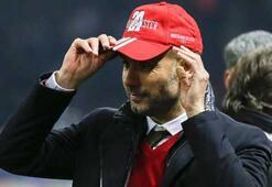 Guardiola: Hoeness için şampiyon olduk