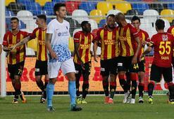 Göztepe - Trabzonspor: 3-2 (İşte maçın özeti)