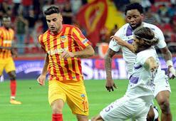 Kayserispor - Osmanlıspor: 2-2