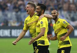 Nuri attı Dortmund kazandı