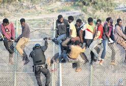 """""""Duvar, çeteleri değil yoksulları engeller"""""""