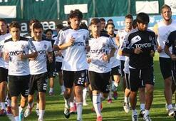 Beşiktaş Milli arada kamp yapacak