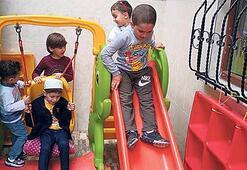 Merdiven altı  anaokulları