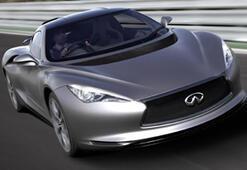 INFINITI Elektrikli Sedan LE Concept tanıtıldı