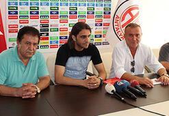 Antalyaspor Adem Alkaşiyi transfer etti