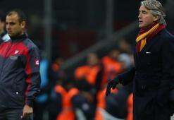 Mancini çıldırttı 99 dakika bekledi...