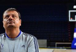 Ergin Ataman: Bu sezon çalışmayı düşünmüyordum