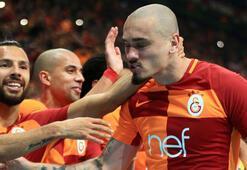 Galatasaray, devre arasına moralli girdi