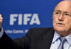 Blatterin hakemlere güveni tam