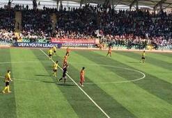 Galatasaray U-19: 3 - Borussia Dortmund U-19: 2