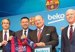 Beko, Barcelonaya yıllık 10 milyon euro ödeyecek
