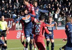 Tokatspor-İstanbul BŞB:1-0