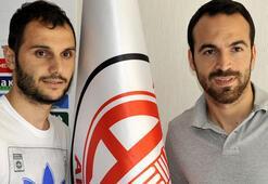 Serkan Atak ve Arif Şahin Antalyasporda