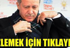 Erdoğan Kartal mitingine katıldı