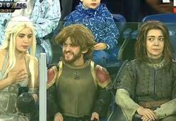 Game of Thrones, Zenit tribünlerine kışı getirdi