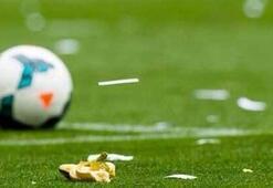 Barcelonalı futbolculara ırkçı saldırı