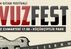 Yavuz Çetin Gitar Festivali KüçükÇiftlik Park'ta